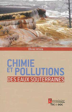 Chimie et pollutions des eaux souterraines