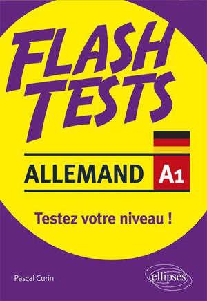 Allemand A1, flash tests : testez votre niveau !