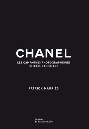 Chanel : les campagnes photographiques de Karl Lagerfeld