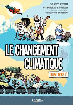 Le changement climatique : en BD !