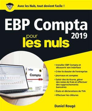 EBP compta pour les nuls 2019