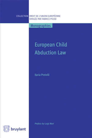 EUROPEAN CHILD ABDUCTION LAW