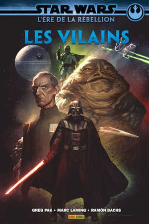 Star Wars, l'ère de la rébellion : les vilains
