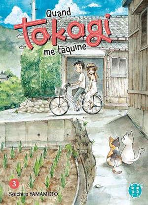 Quand Takagi me taquine. Volume 3