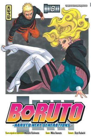 Boruto : Naruto next generations. Volume 8