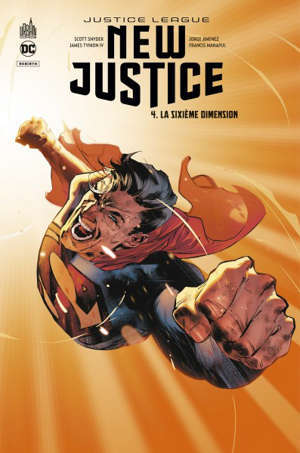 New justice. Volume 4