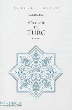 Méthode de turc. Volume 1