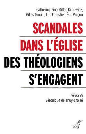Scandales dans l'Eglise : des théologiens s'engagent