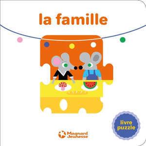 La famille : livre puzzle
