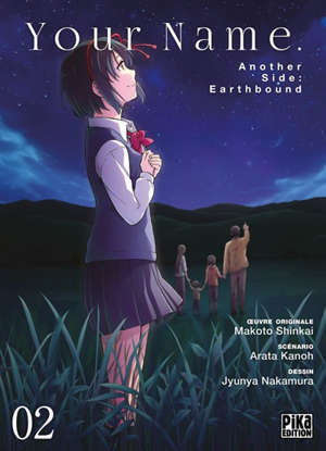 Your name : another side : earthbound. Volume 2