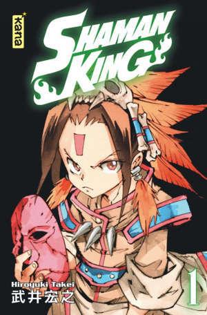 Shaman king : manga double. Volume 1