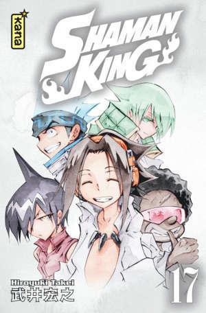 Shaman king : manga double. Volume 17