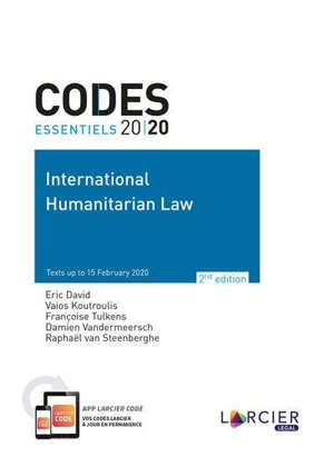 International humanitarian law 2020