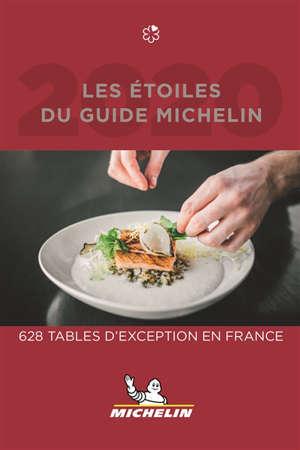 Les étoilés du guide Michelin 2020 : 628 tables d'exception en France