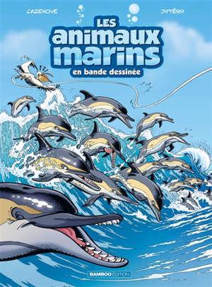 Les animaux marins en bande dessinée. Volume 5