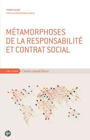 Métamorphoses de la responsabilité et contrat social