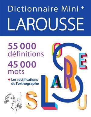 Dictionnaire Larousse mini + 2021