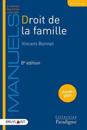 Droit de la famille : édition 2021