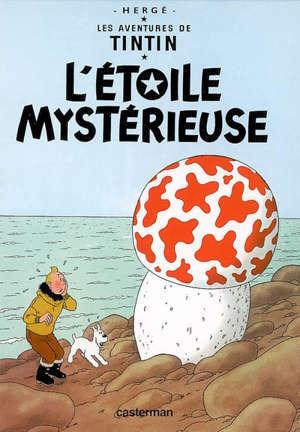 Les aventures de Tintin. Volume 10, L'étoile mystérieuse