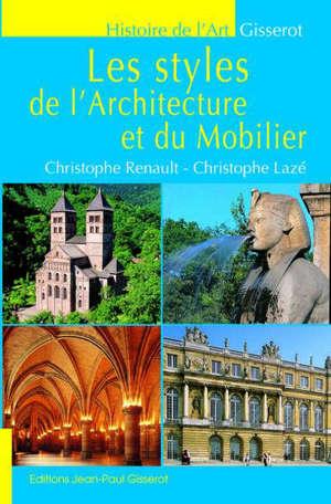 Les styles de l'architecture et du mobilier