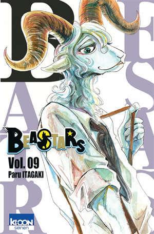 Beastars. Volume 9