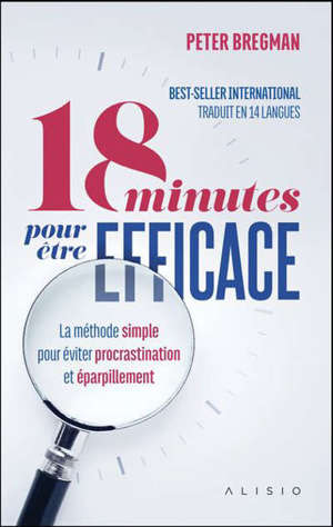 18 minutes pour être efficace