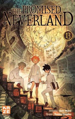 The promised Neverland. Volume 13