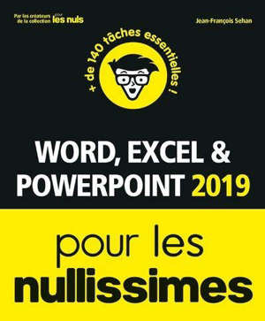 Word, Excel, PowerPoint 2019