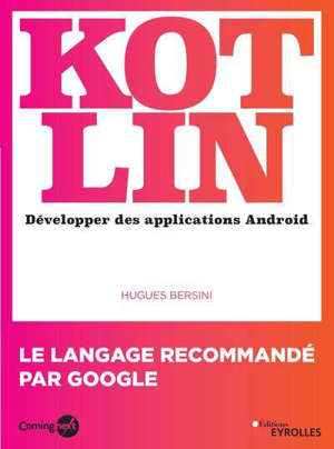 Kotlin : développer une application Android