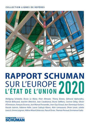 Rapport Schuman sur l'Europe : l'état de l'Union 2020