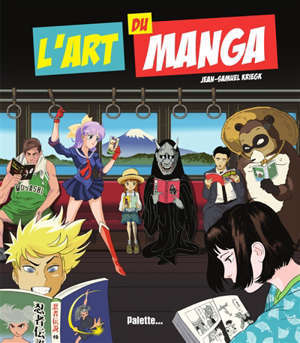 L'art du manga