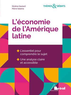 Economie de l'Amérique latine