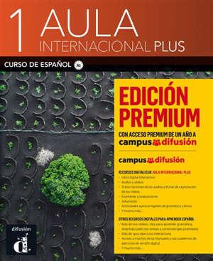 Aula internacional plus 1, edicion premium : curso de espanol A1