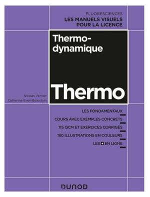 Thermo : thermodynamique