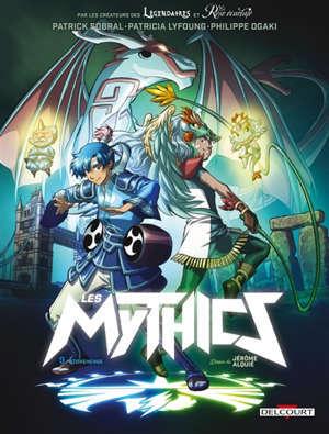 Les mythics. Volume 9, Stonehenge