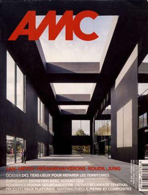 AMC, le moniteur architecture. n° 284