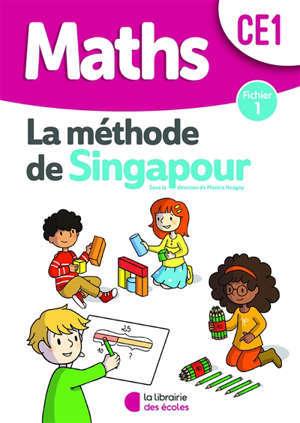 Maths, la méthode de Singapour, CE1 : fichier 1