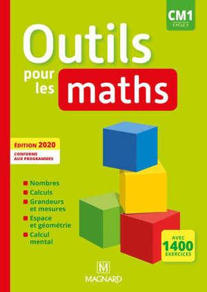 Outils pour les maths CM1, cycle 3 : manuel élève
