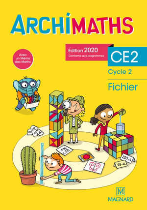 Archimaths CE2, cycle 2