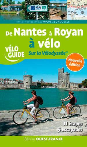 De Nantes à Royan à vélo : sur la Vélodyssée