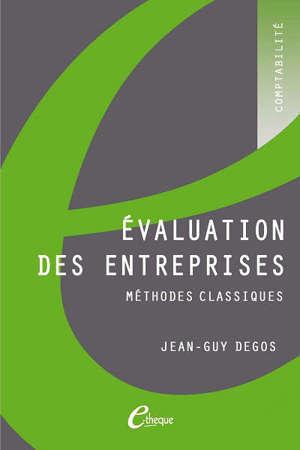 Evaluation des entreprises : méthodes classiques