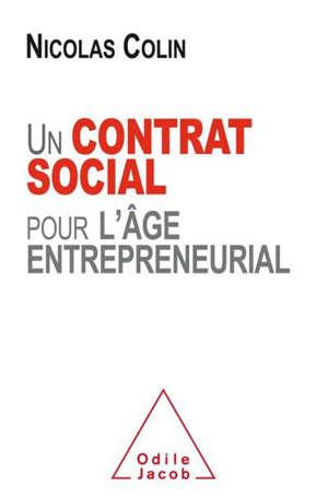 Un contrat social pour l'âge entrepreneurial