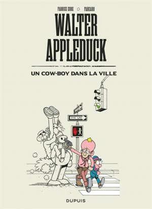Walter Appleduck. Volume 2, Un cow-boy dans la ville