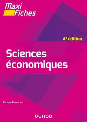 Sciences économiques : maxi-fiches