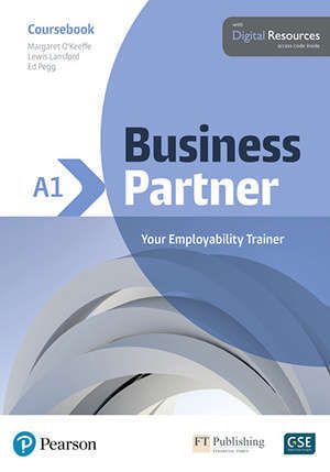 Business partner A1 : your employability trainer : coursebook