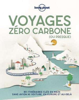 Voyage zéro carbone