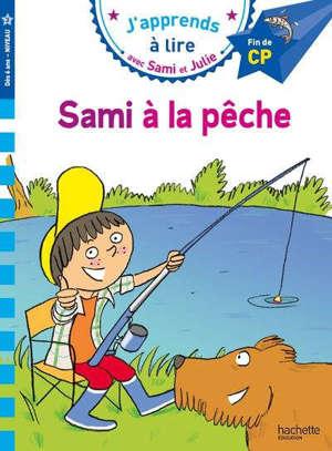 Sami à la pêche : fin de CP, niveau 3