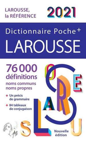 Dictionnaire Larousse poche + 2021