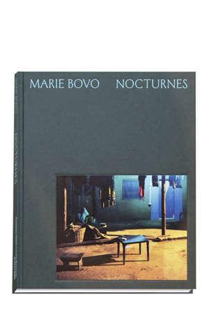Marie Bovo : nocturnes : exposition, Paris, Fondation Henri Cartier-Bresson, du 25 février au 23 août 2020