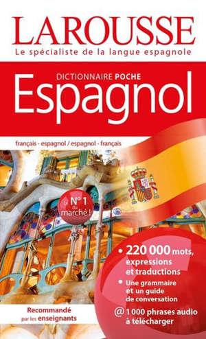 Espagnol : dictionnaire poche : français-espagnol, espagnol-français